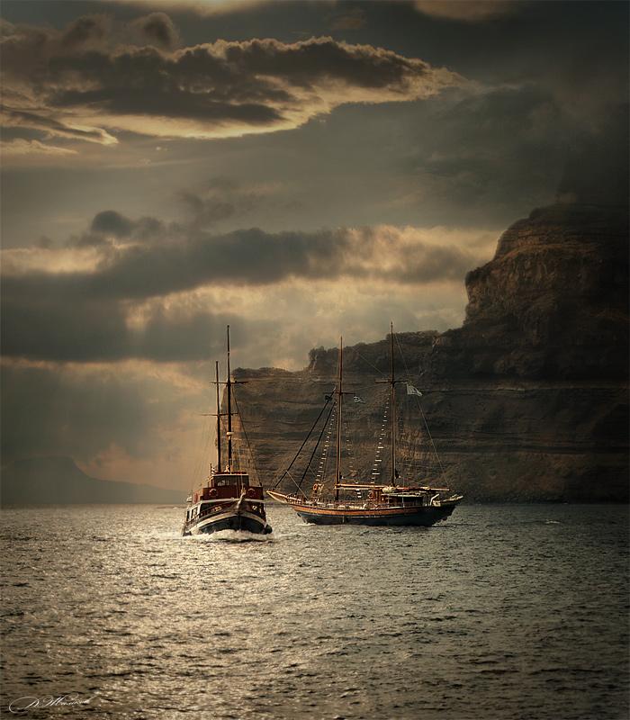 pirates of caribbean sea
