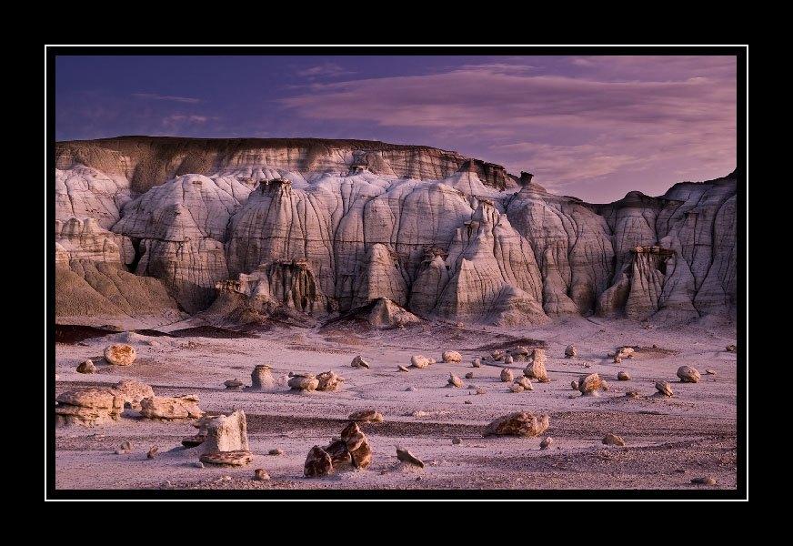 unreality | rocks, desert