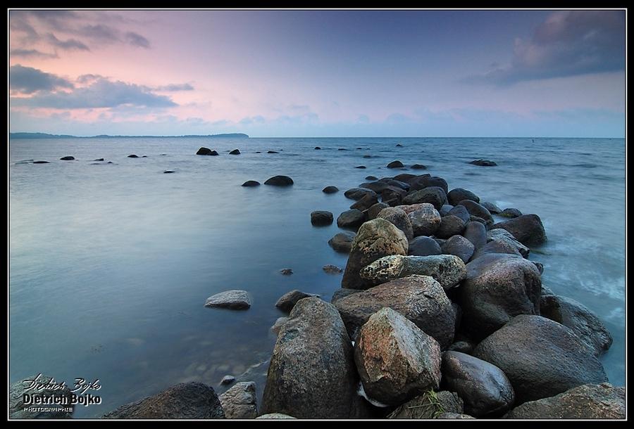 Rolling Stones | morning, coast, sea, rocks