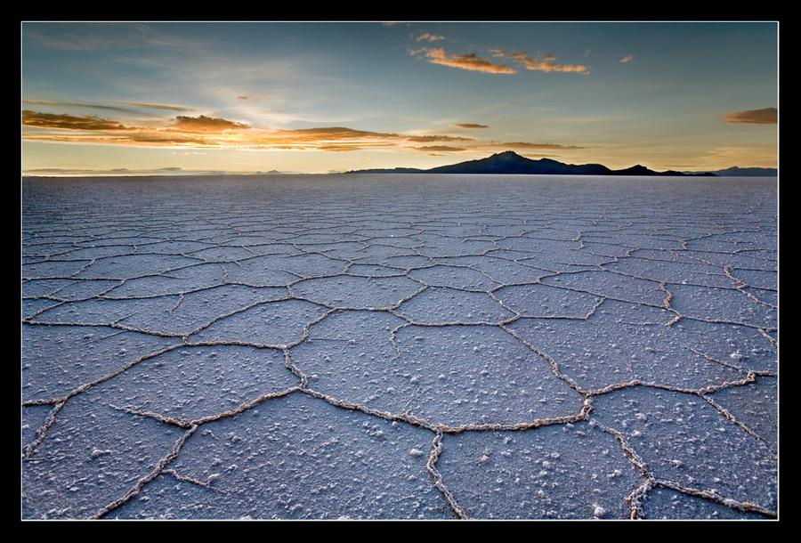 Solar de Uyuni | ice, salt