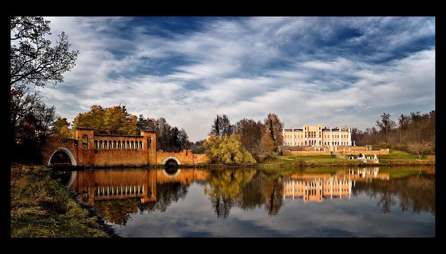 Autumn   lake, reflections