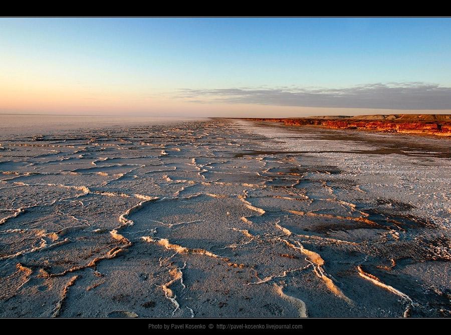 Earth puzzle | soil, crack, sea, salt