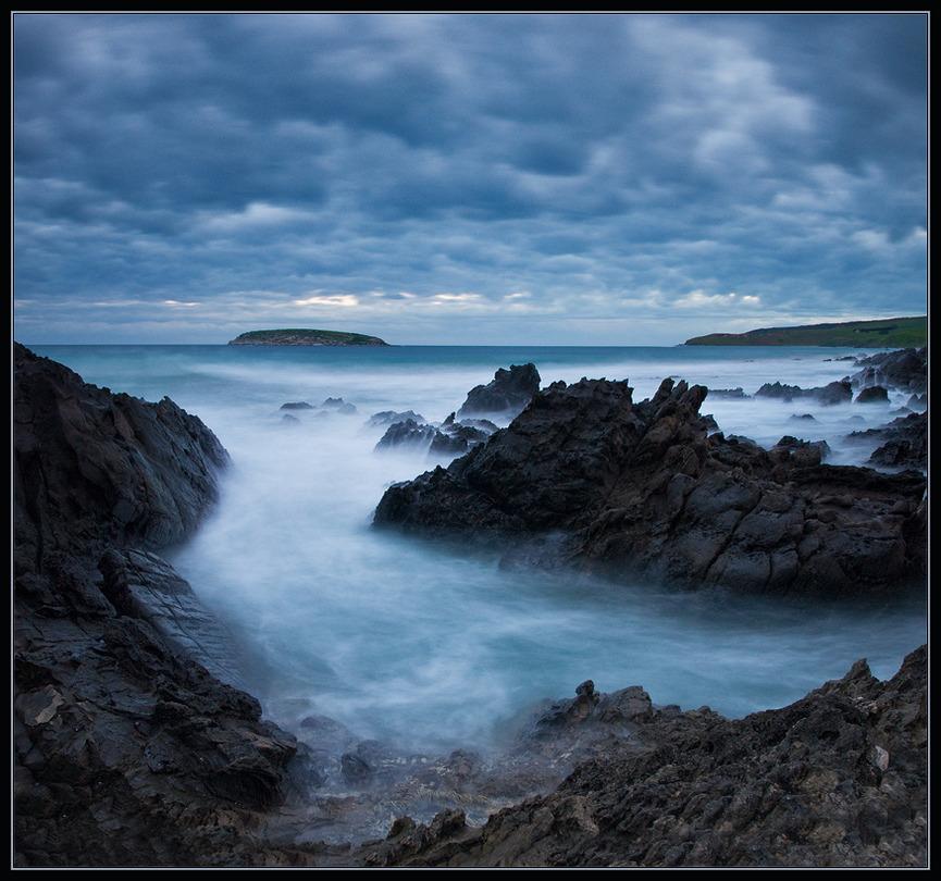 Rocks #1   sea, surf, rocks