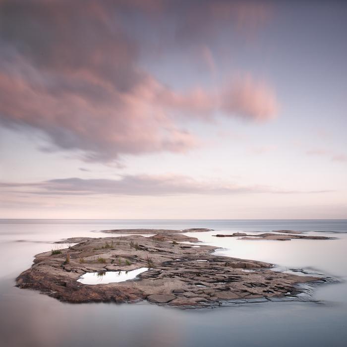 Viva Karjala   skyline, rocks, sea