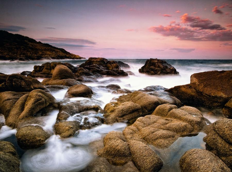Surf   rocks, sea, surf