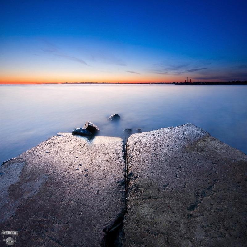 Petersburg | sea, evening