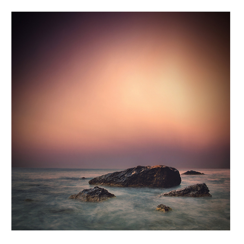 Before sunrise | dawn, sea