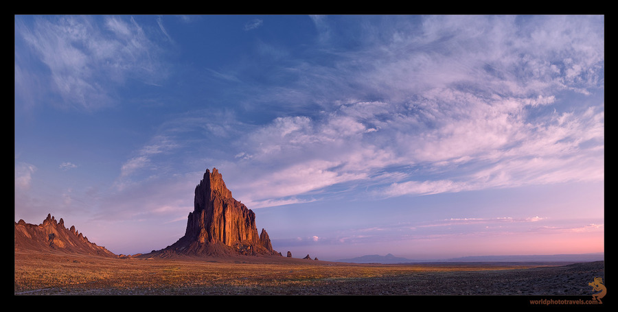 Rock with wings | mountains, canyon, panorama