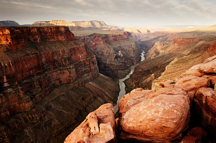 Canyon region | water, canyon, USA , Arizona