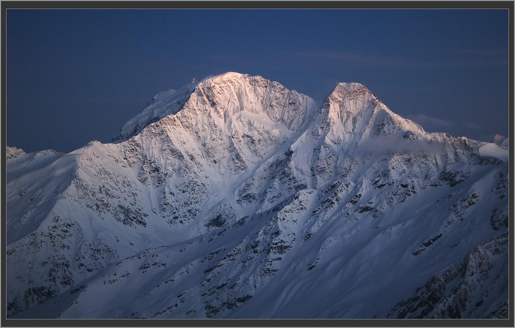 Vicinity of the Mt. Elbrus   vicinity of the Mt. Elbrus, mountain, snowy peaks