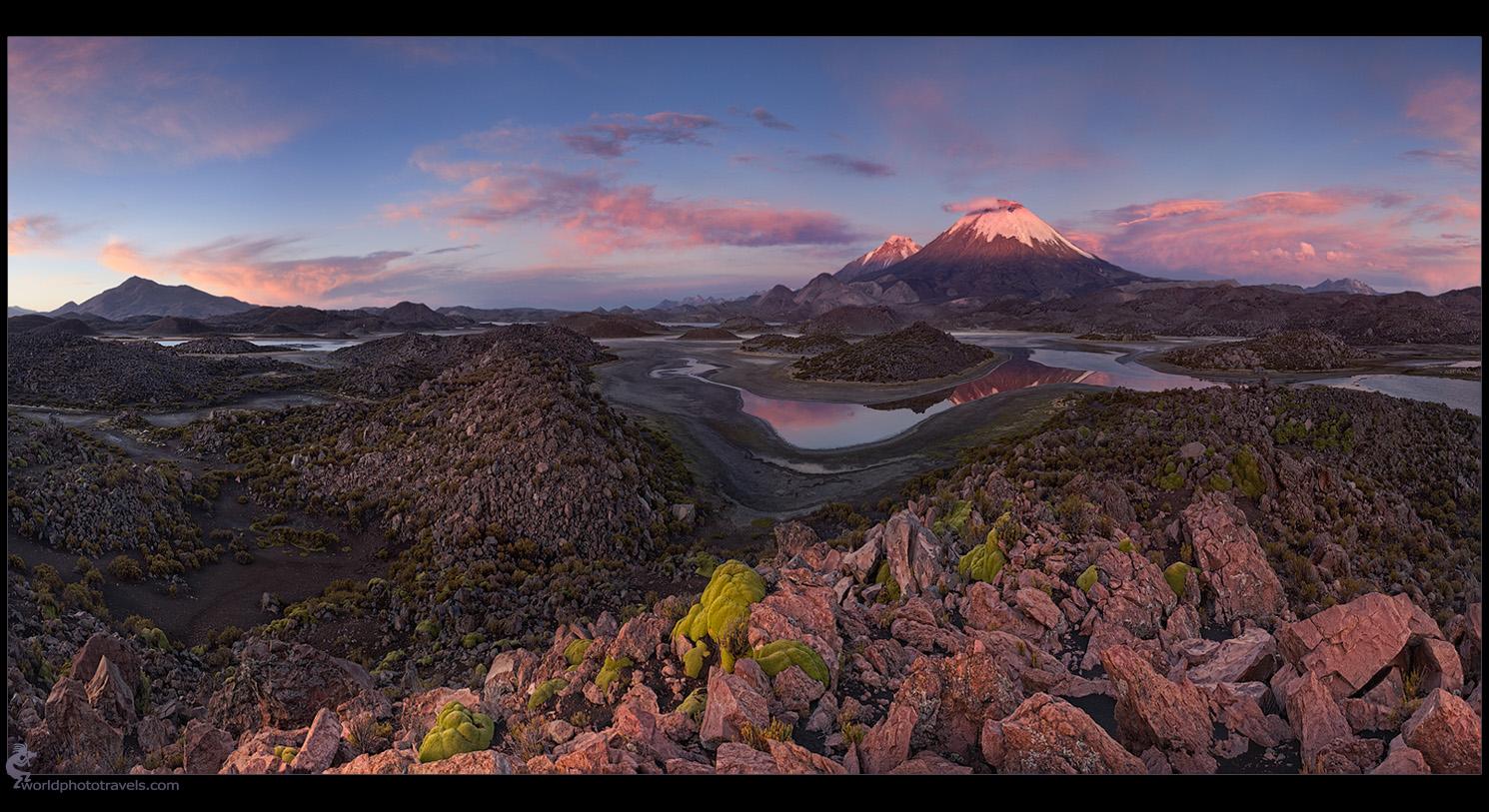 Above mountains | mountain, peak, rock, sky